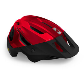 bluegrass Rogue Core MIPS Helm metallic red matte glossy